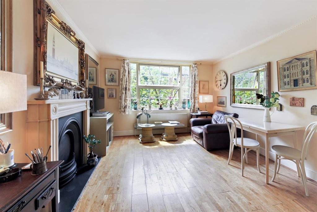 2 Bedrooms Flat for sale in Whiston House, Islington, N1