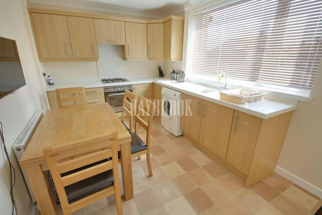 3 Bedrooms End Of Terrace House for sale in Manor Park Close, Manor Park, S2