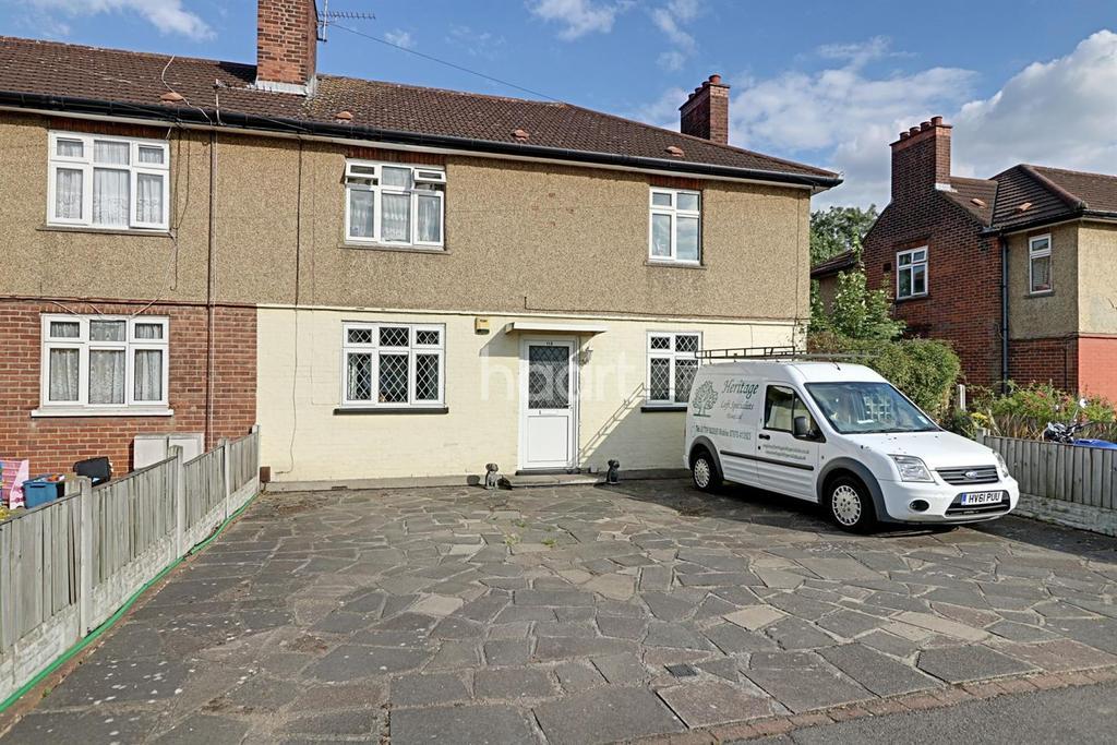 2 Bedrooms Maisonette Flat for sale in Duke Road, Barkingside
