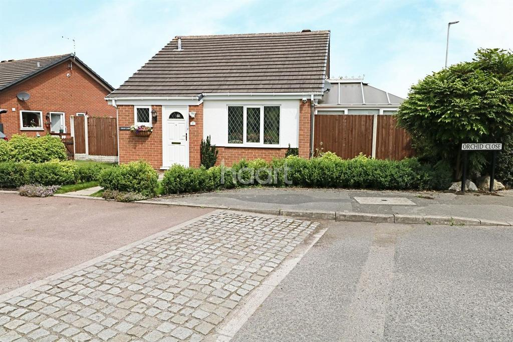 2 Bedrooms Bungalow for sale in Orchid Close, New Balderton
