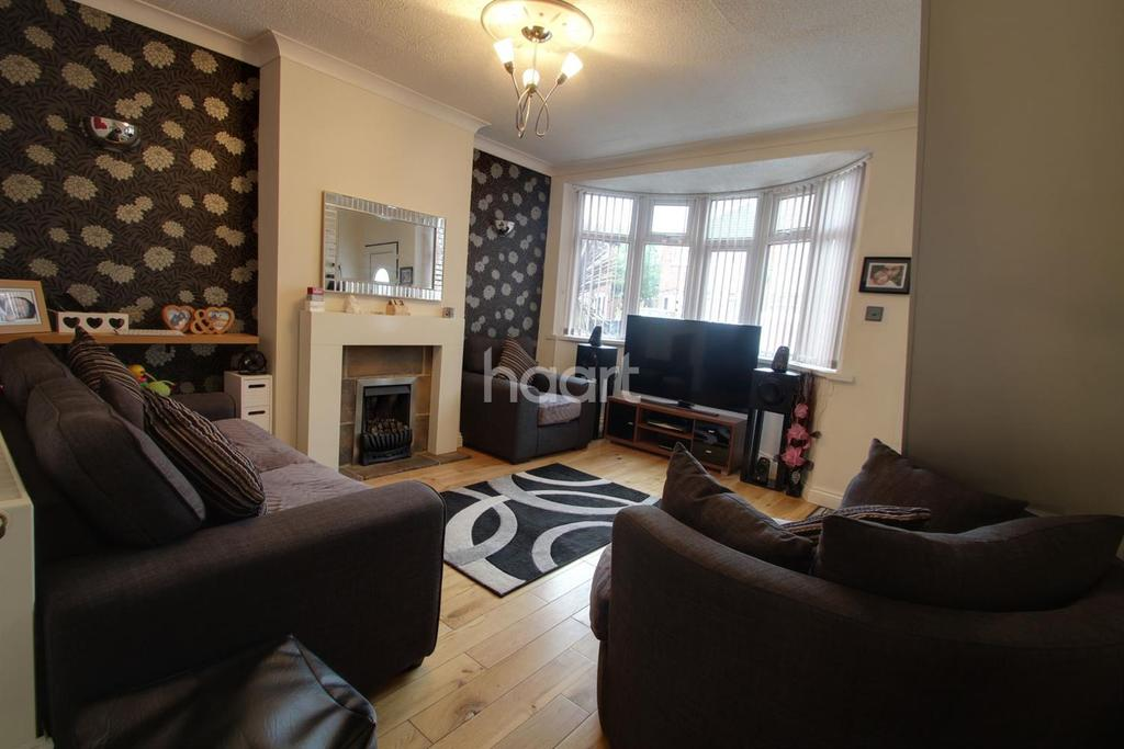 2 Bedrooms Terraced House for sale in Abbeymead Road, Leicester