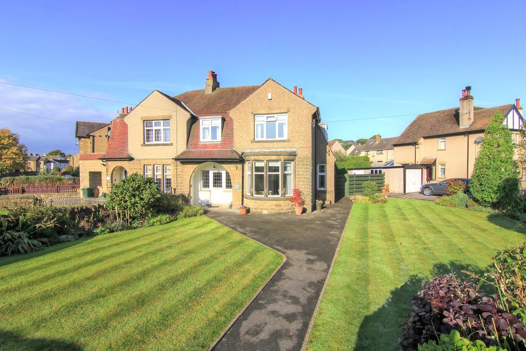 3 Bedrooms Semi Detached House for sale in Cornerways, 26 Skipton Road, Gargrave