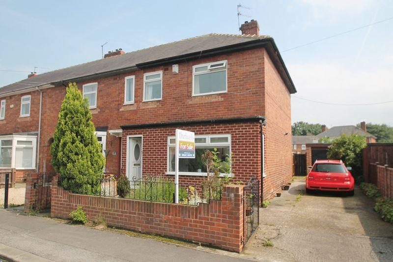 3 Bedrooms Terraced House for sale in Bedford Terrace, Billingham