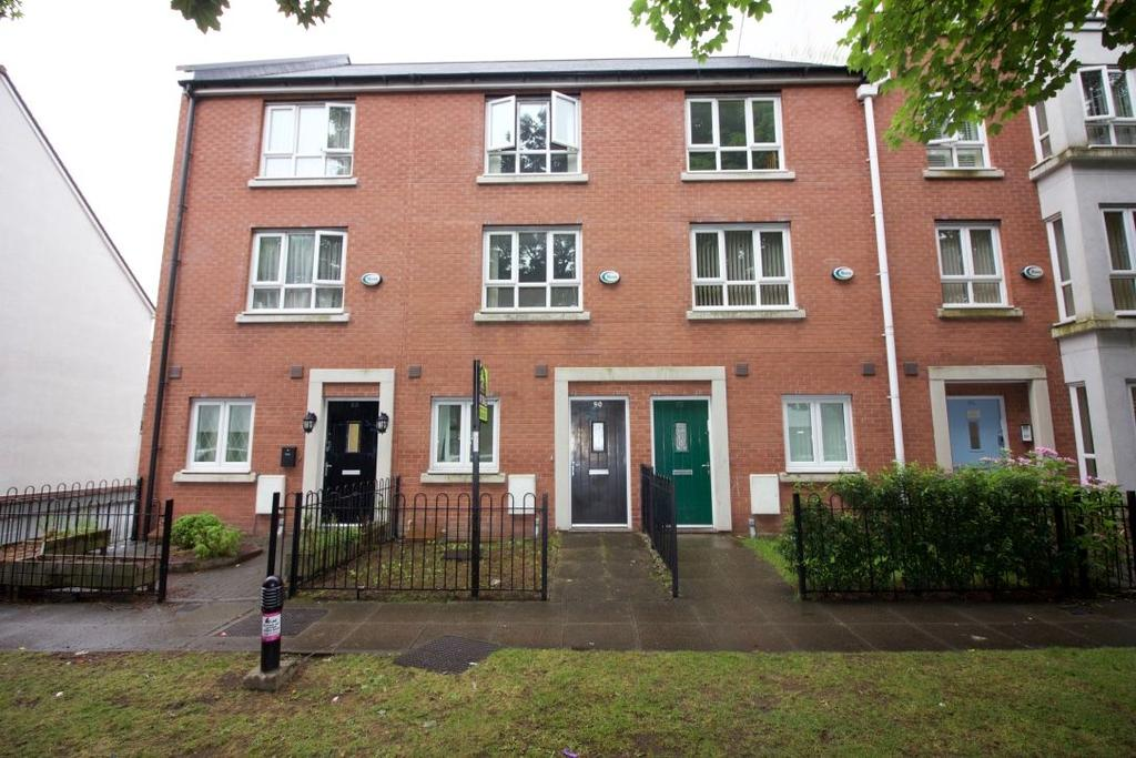 4 Bedrooms Terraced House for sale in Rigby Street, Salford M7