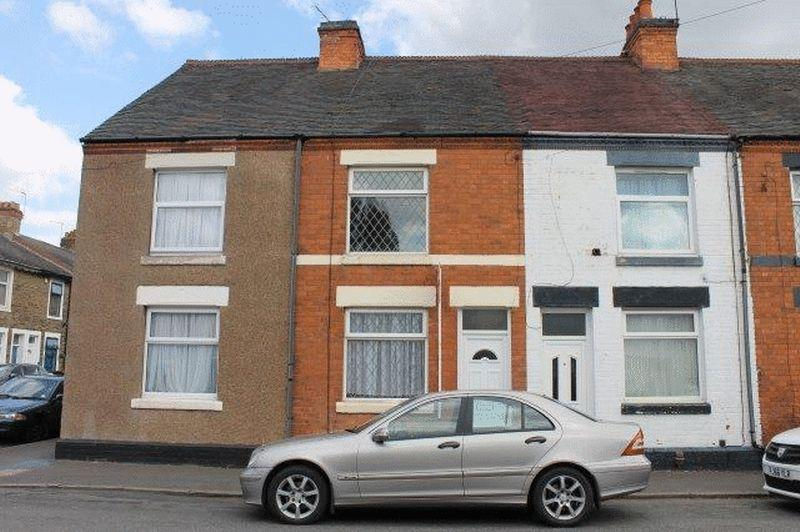 2 Bedrooms Terraced House for sale in Gadsby Street, Nuneaton