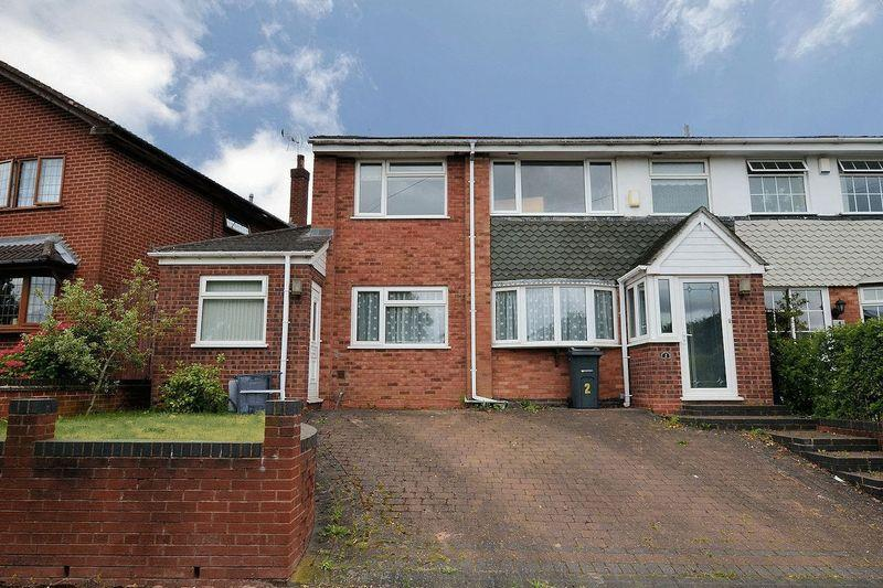 4 Bedrooms Semi Detached House for sale in Ambleside, Bartley Green