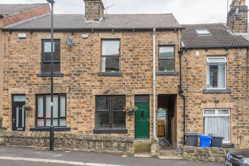 3 Bedrooms Terraced House for sale in Carlby Road, Stannington, S6 5HP - Three Double Bedrooms, NO CHAIN!