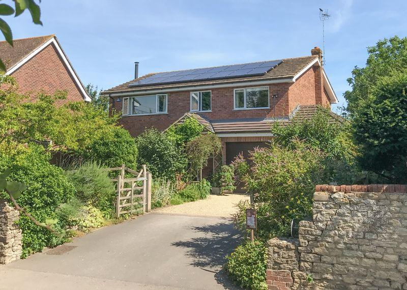 4 Bedrooms Detached House for sale in Mill Orchard, East Hanney