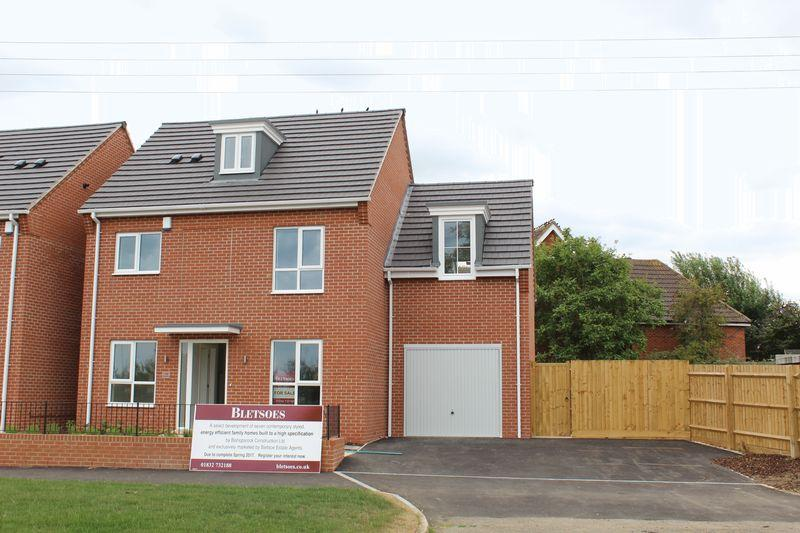 4 Bedrooms Detached House for sale in Plot 158 Oundle Road, Kettering