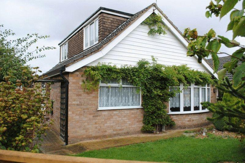 3 Bedrooms Detached Bungalow for sale in Ashby Close, Holton le Clay