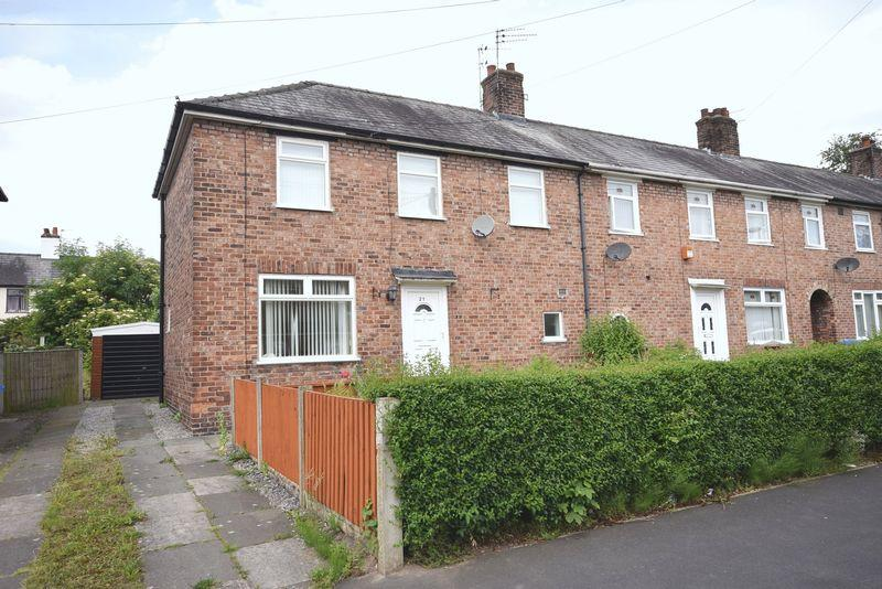 3 Bedrooms End Of Terrace House for sale in Cypress Avenue, Widnes
