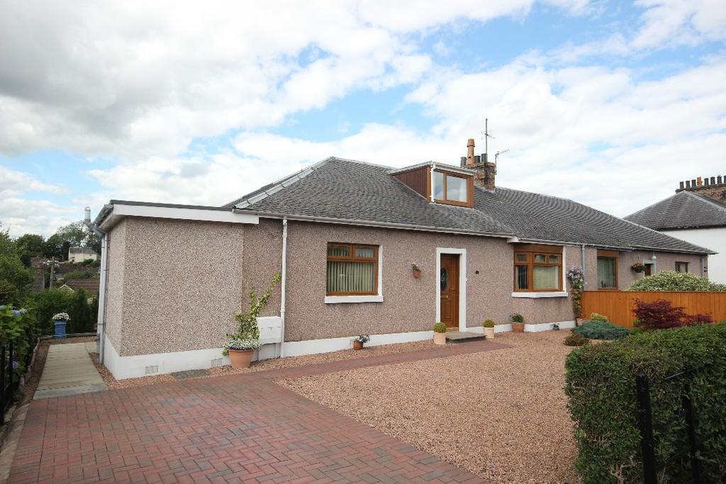 3 Bedrooms Semi Detached House for sale in Cavendish Avenue, Perth, Perthshire , PH2 0JT