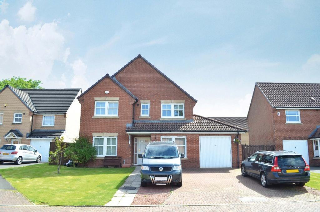 4 Bedrooms Detached House for sale in Blackhill Gardens, Summerston, Glasgow, G23 5NE