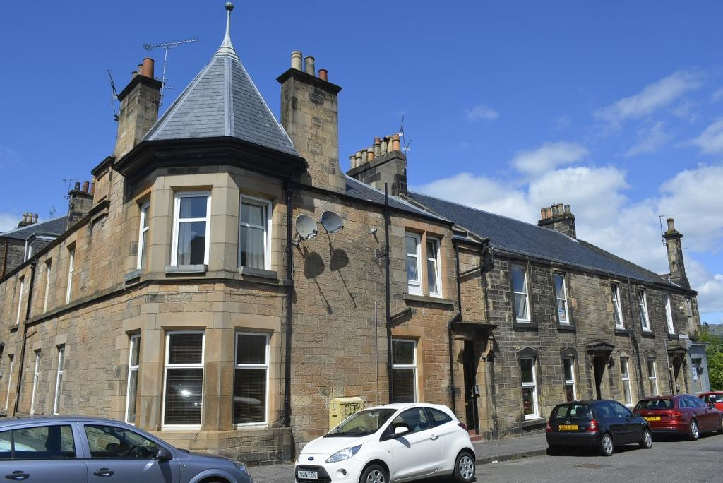 3 Bedrooms Flat for sale in Douglas Street, Stirling , Stirling , FK8 1NT