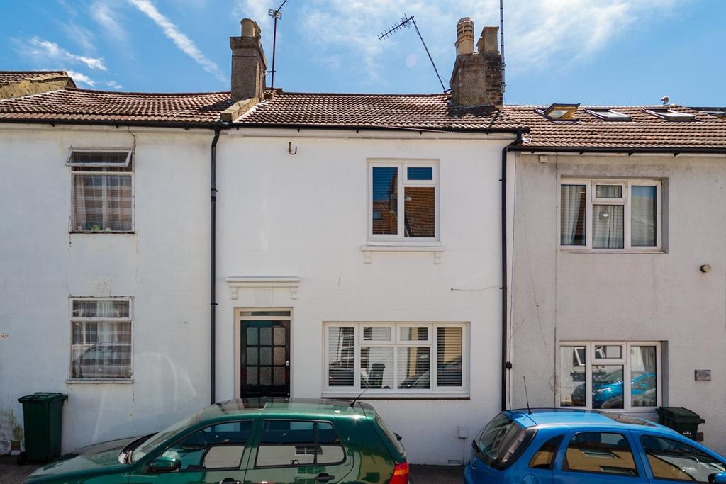 2 Bedrooms Terraced House for sale in Holland Street, Brighton, BN2
