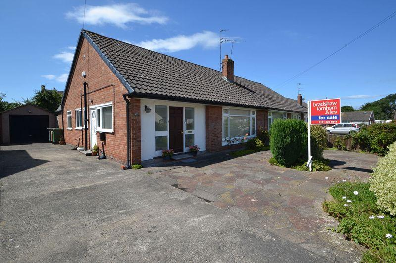 2 Bedrooms Semi Detached Bungalow for sale in Springfield Avenue, Newton