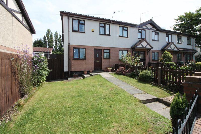 3 Bedrooms Semi Detached House for sale in Ballantyne Walk, Bidston