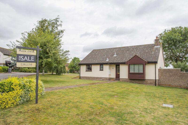 3 Bedrooms Detached Bungalow for sale in Elizabeth Drive, Chedburgh