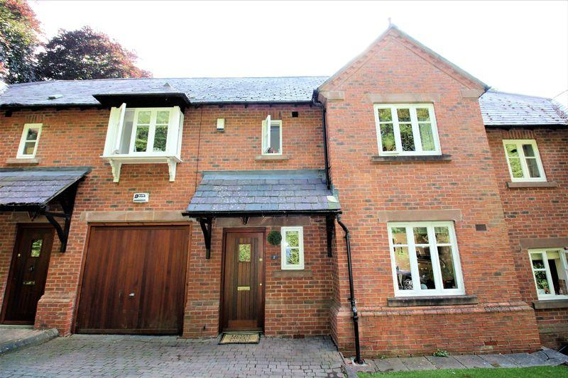 4 Bedrooms Town House for sale in Walmoor Bank Houses, Chester