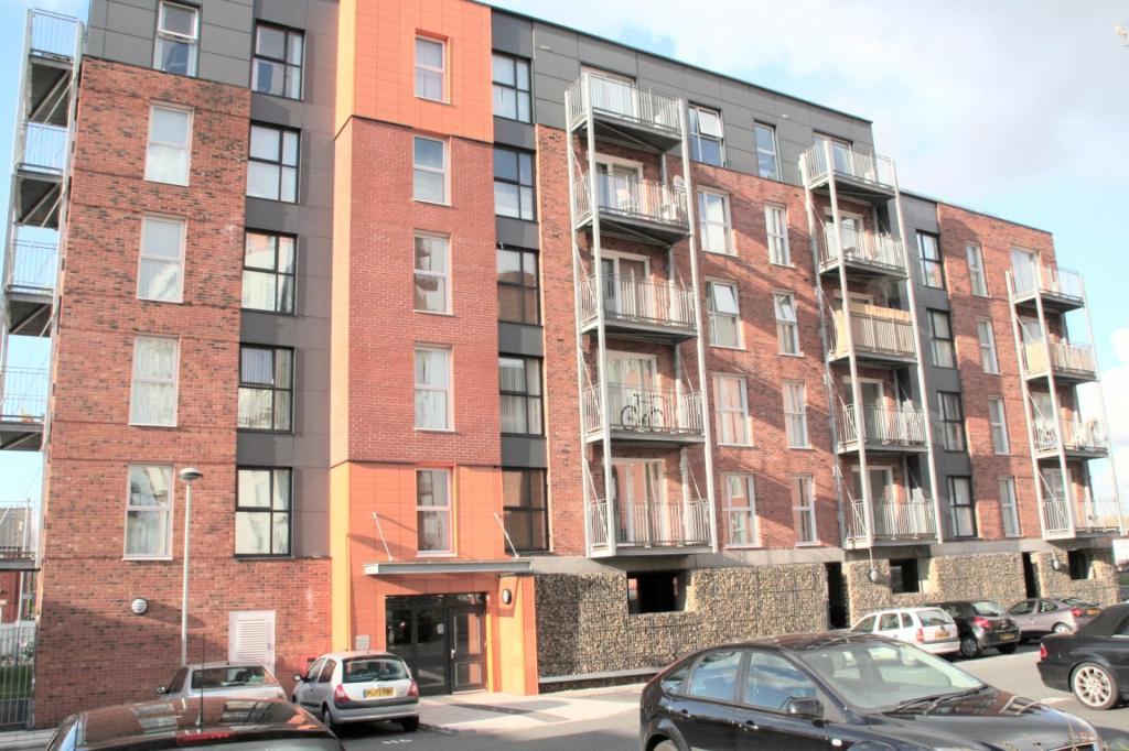 1 Bedroom Apartment Flat for sale in 1 Stillwater Drive, Sport City, Manchester, M11