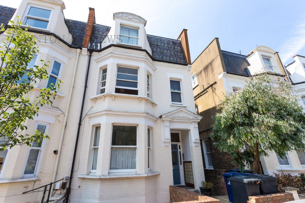 2 Bedrooms Apartment Flat for sale in Lammas Park Road, Ealing, W5