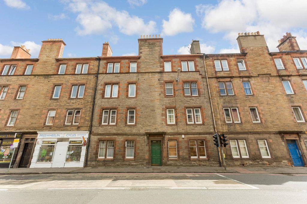 3 Bedrooms Flat for sale in 93 GF1 Slateford Road, Slateford, EH11 1QR