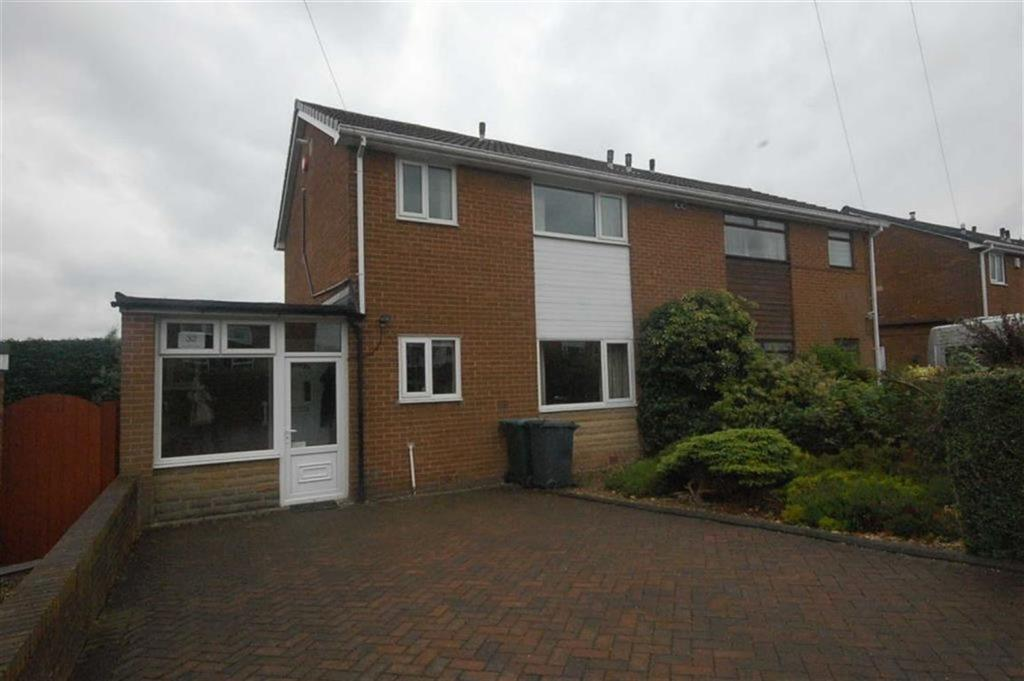 3 Bedrooms Semi Detached House for sale in Water Royd Crescent, Mirfield, WF14
