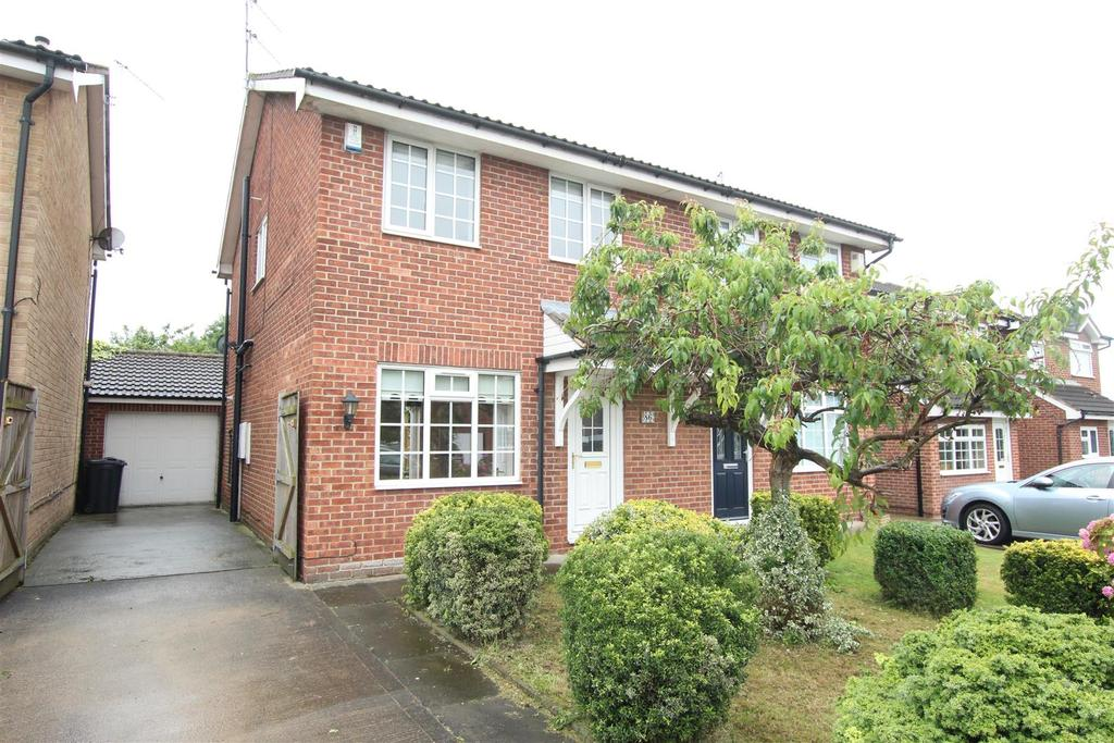 3 Bedrooms Semi Detached House for sale in Pendleton Road, Darlington