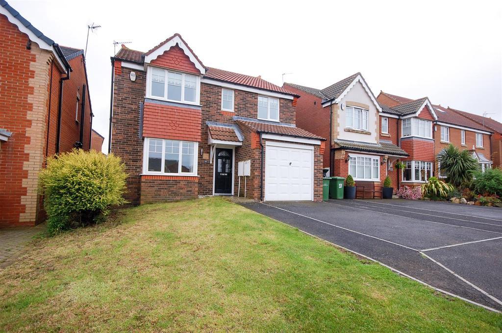 4 Bedrooms Detached House for sale in Bowood Close, Tunstall Grange, Sunderland