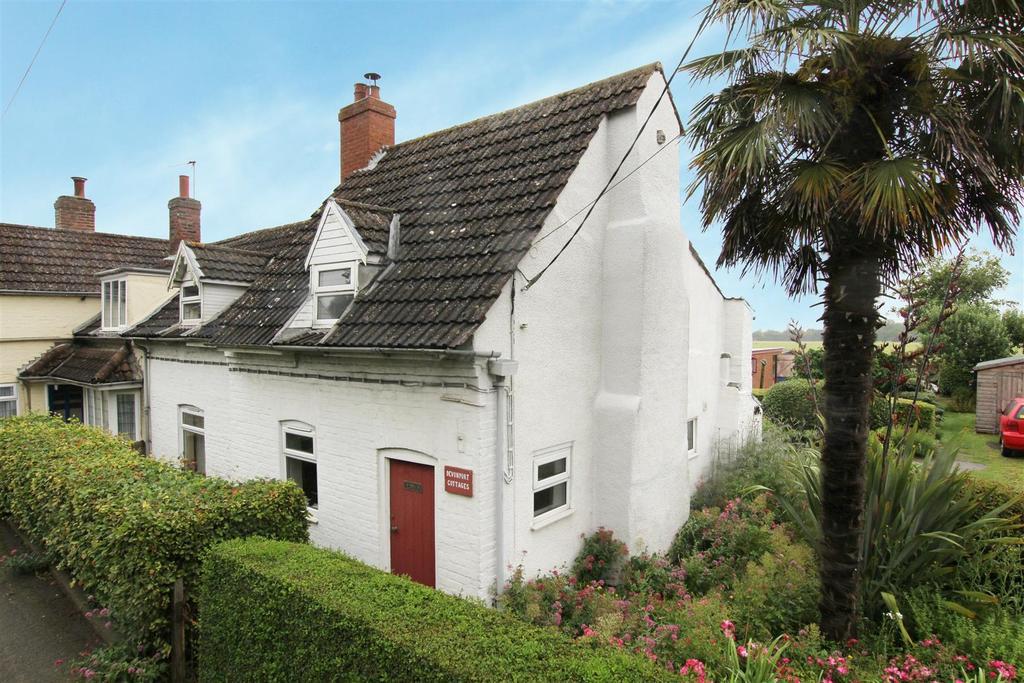 4 Bedrooms Semi Detached House for sale in Devonport Cottages, Main Road, Stickney