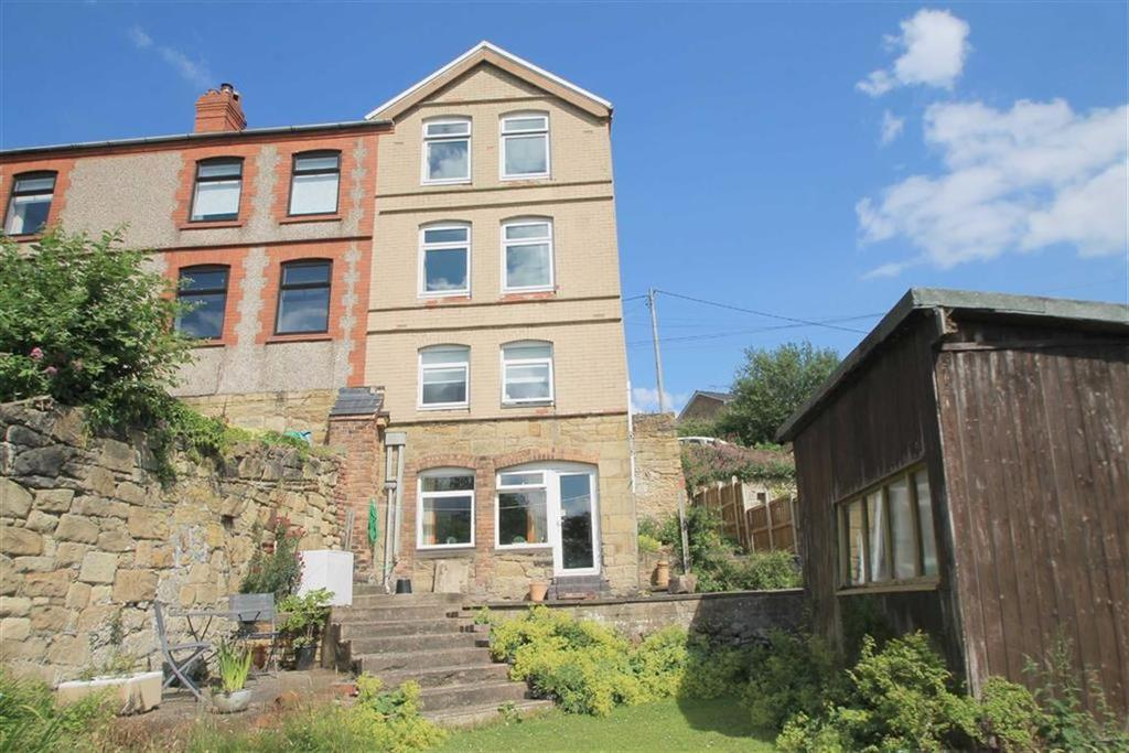 3 Bedrooms Semi Detached House for sale in High Street, Cefn Mawr, Wrexham
