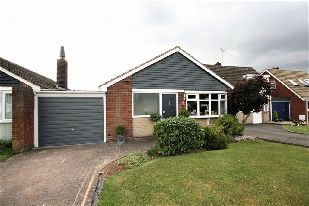 2 Bedrooms Detached Bungalow for sale in Hoylake Close, Whitestone, Nuneaton