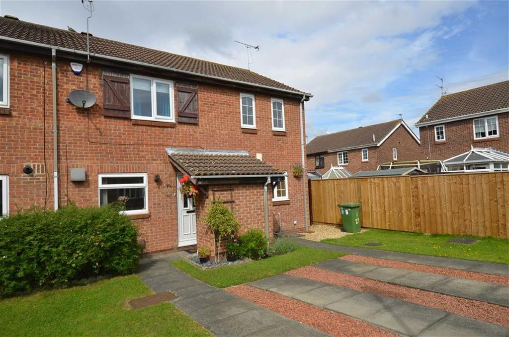 2 Bedrooms Terraced House for sale in Wardley