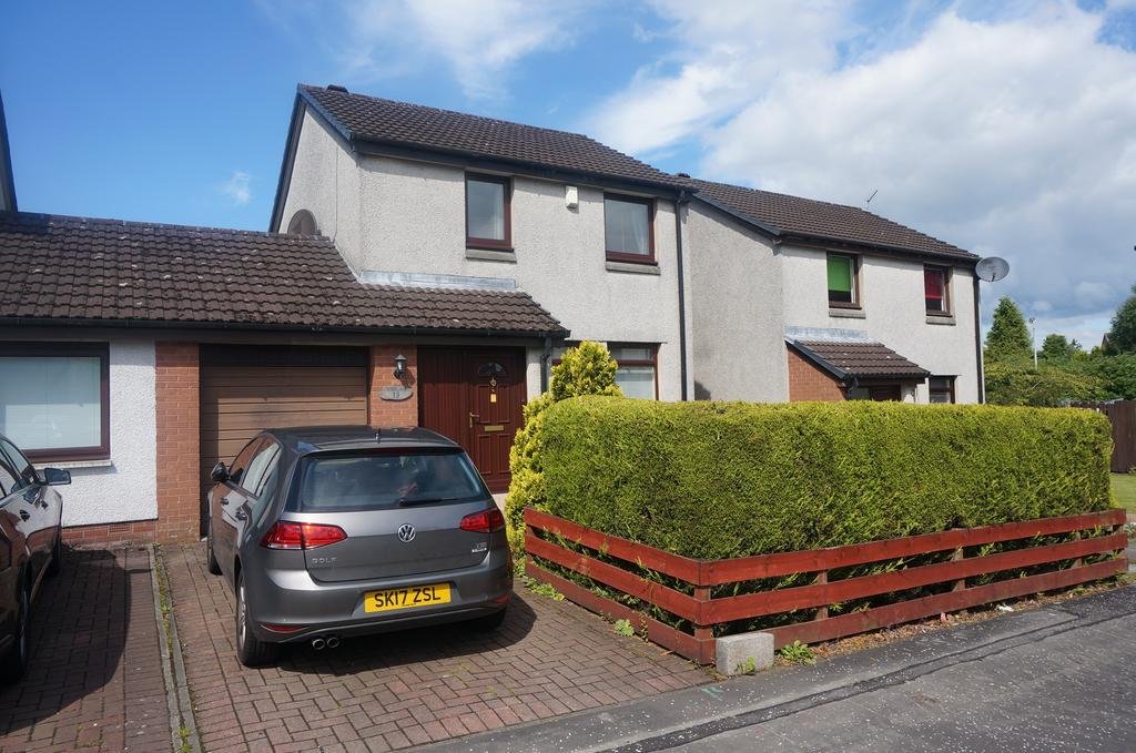 3 Bedrooms Detached House for sale in Gartcarron Hill, Balloch, Cumbernauld G68