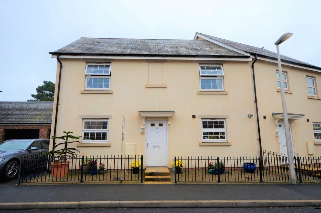 3 Bedrooms House for sale in Carhaix Way, Dawlish, EX7