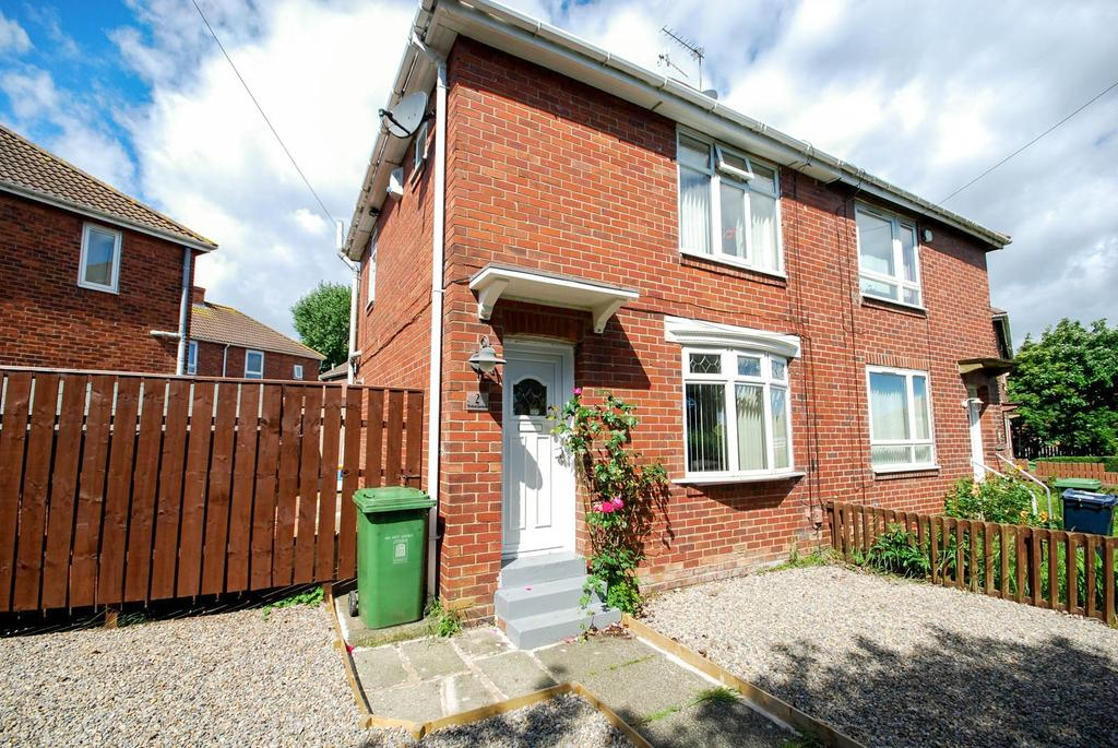 2 Bedrooms Semi Detached House for sale in Wreken Gardens, Wardley