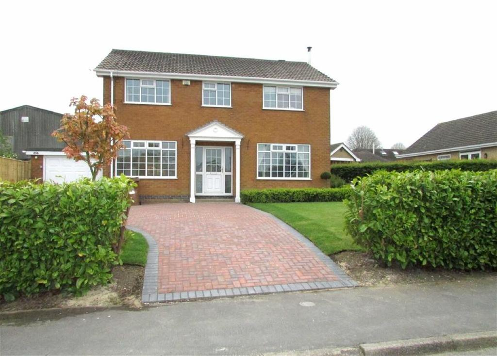 3 Bedrooms Detached House for sale in Caistor Road, Grimsby, North East Lincolnshire