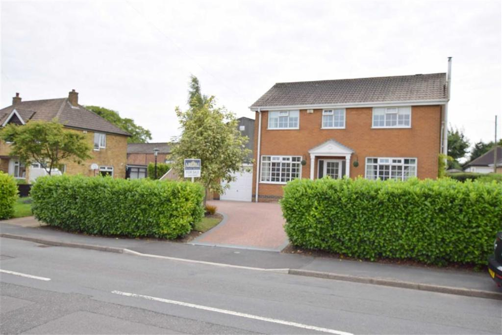 3 Bedrooms Detached House for sale in Caistor Road, Laceby, North East Lincolnshire