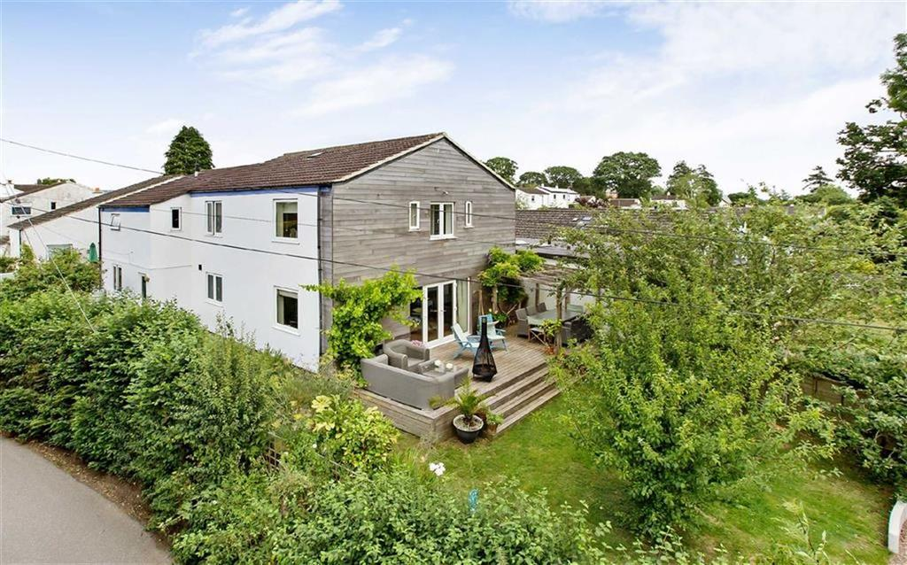5 Bedrooms Detached House for sale in Hunters Moon, Dartington, Devon, TQ9