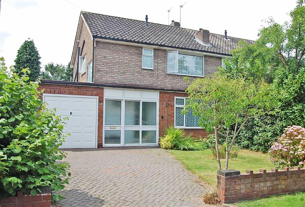 3 Bedrooms Semi Detached House for sale in Longdon Avenue, Goldthorn Park