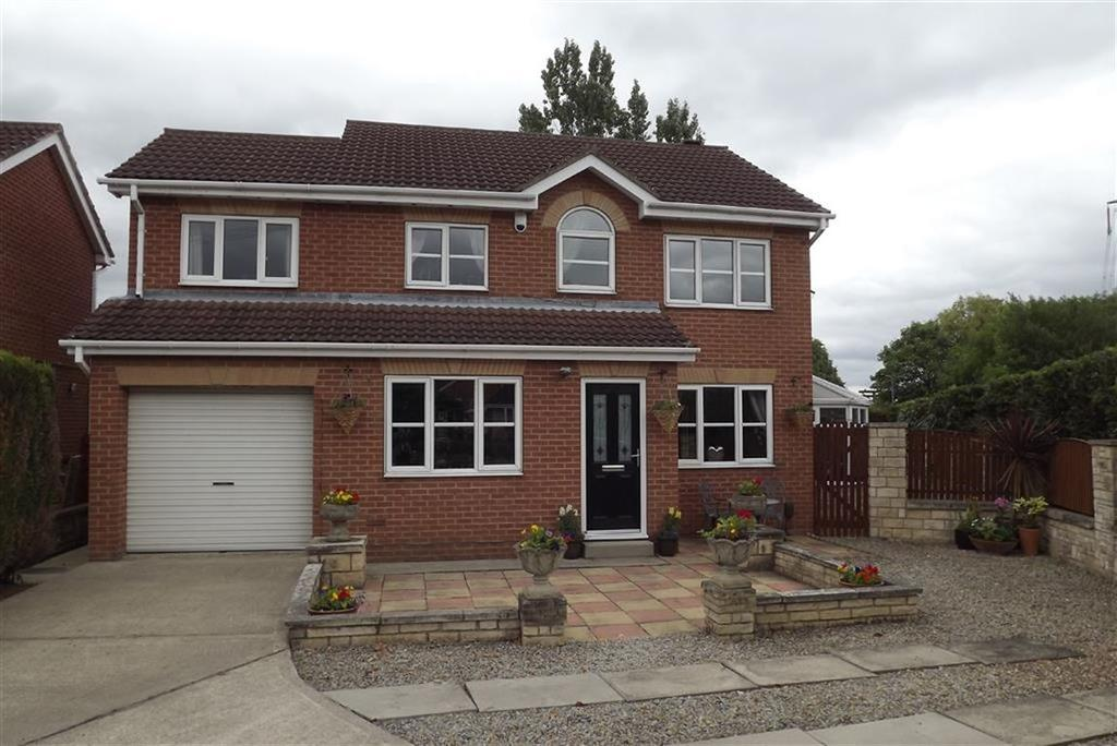 4 Bedrooms Detached House for sale in Medway Close, Barugh Green, Barnsley, S75