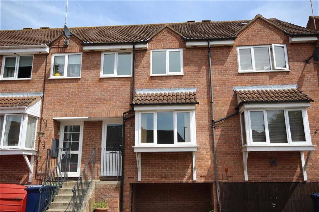 3 Bedrooms Terraced House for sale in Gupshill Close, Tewkesbury, Gloucestershire