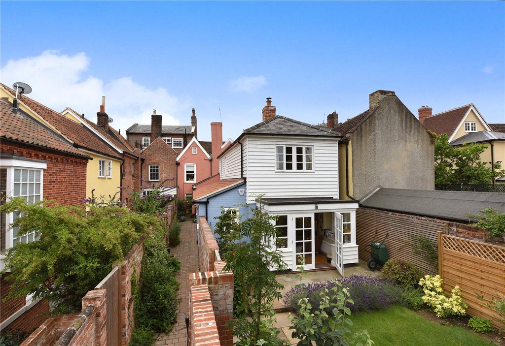 3 Bedrooms House for sale in Chapel Street, Woodbridge, Suffolk, IP12