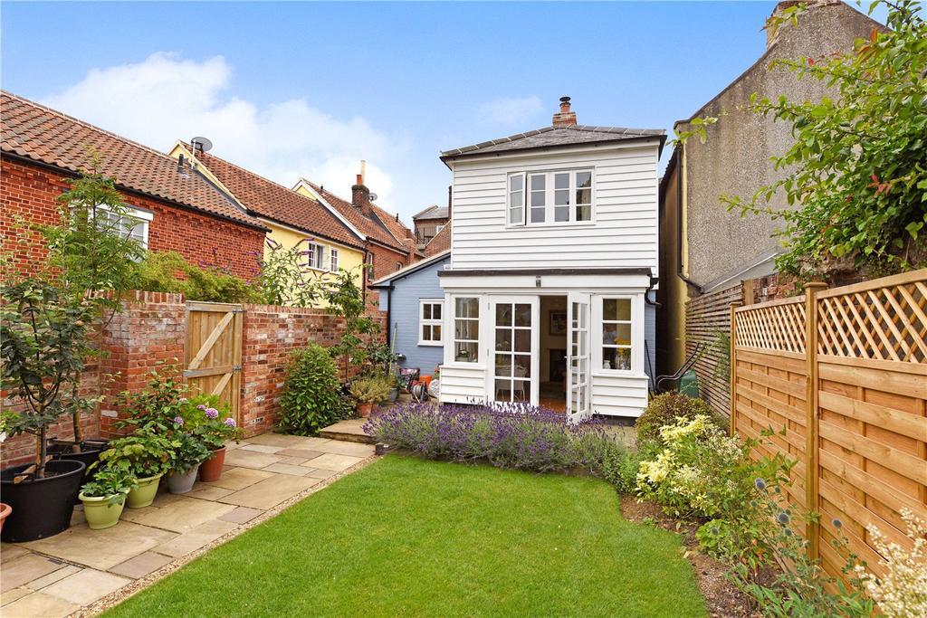 3 Bedrooms House for sale in Chapel Street, Woodbridge, Suffolk, IP12