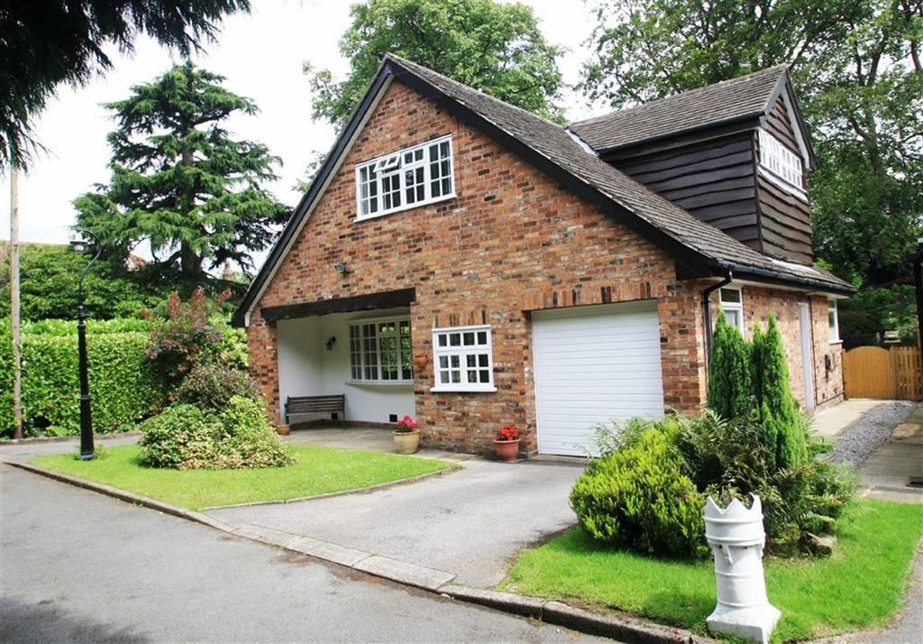 4 Bedrooms Detached House for sale in Ogden Road, Bramhall