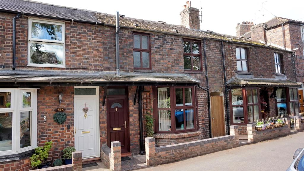 2 Bedrooms Cottage House for sale in Vicarage Lane, Madeley, Crewe, Cheshire
