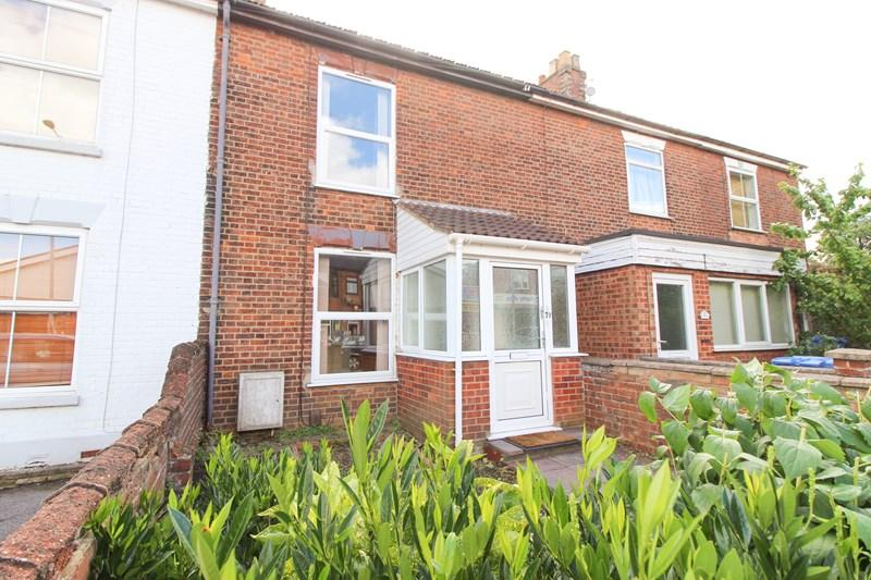 2 Bedrooms Terraced House for sale in Hall Road, NORWICH