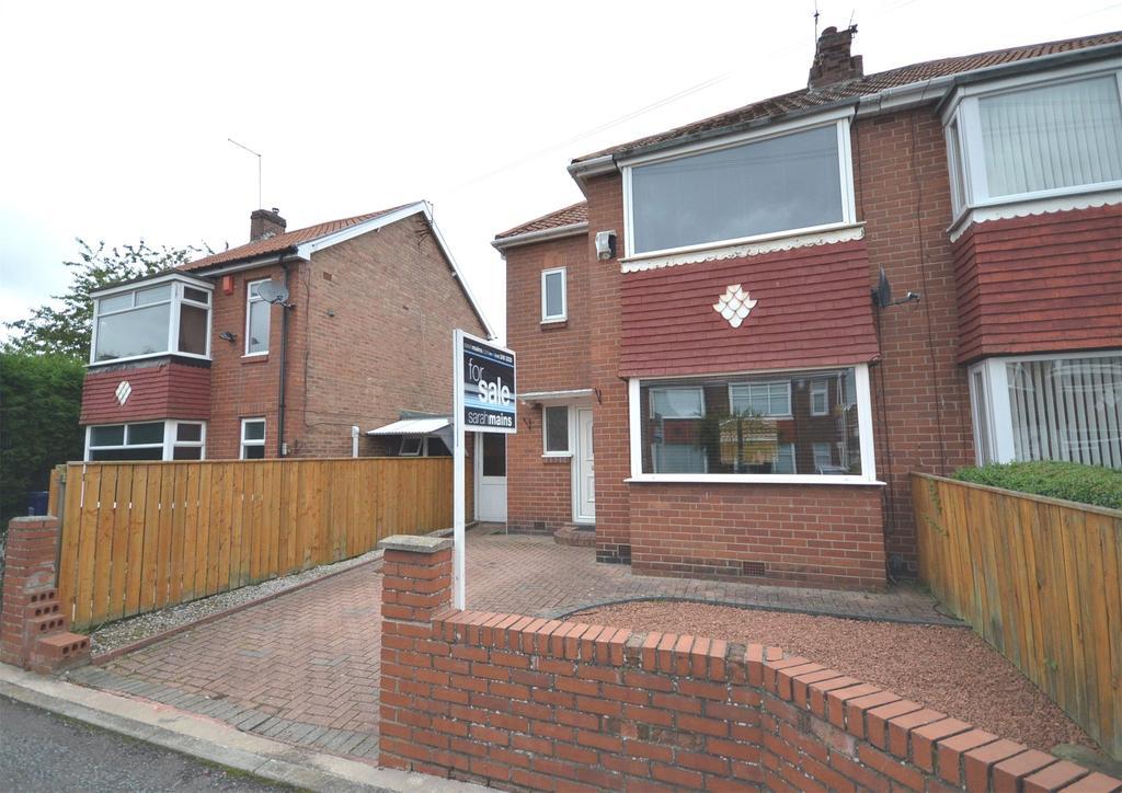 2 Bedrooms Semi Detached House for sale in Fenham
