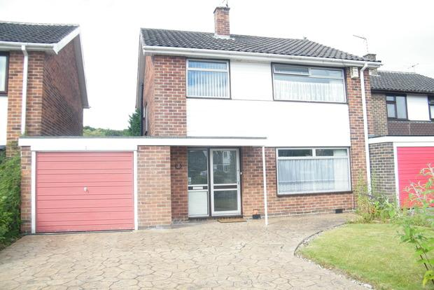 3 Bedrooms Link Detached House for sale in Appledore Avenue, Nottingham, NG8