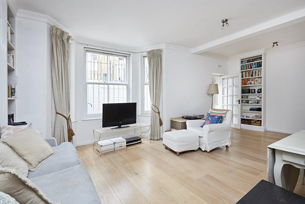 2 Bedrooms Flat for sale in Milson Road, Brook Green, London, W14